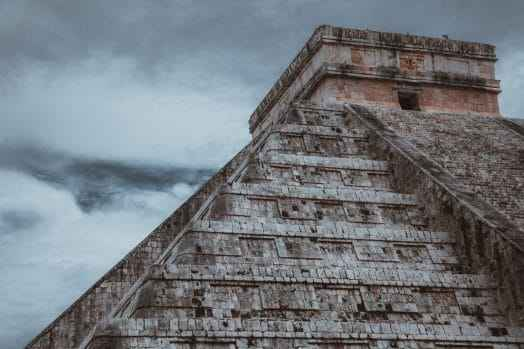 Mexico pyramid symbolizing spiritual exploration
