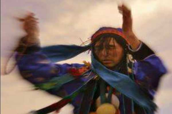 are the spirit worlds of the shaman real
