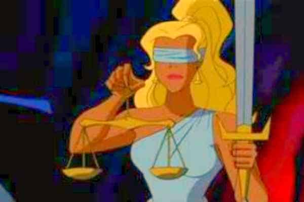 Themis the god of justice Programmed to Judge ― with Negative Bias and Prejudice