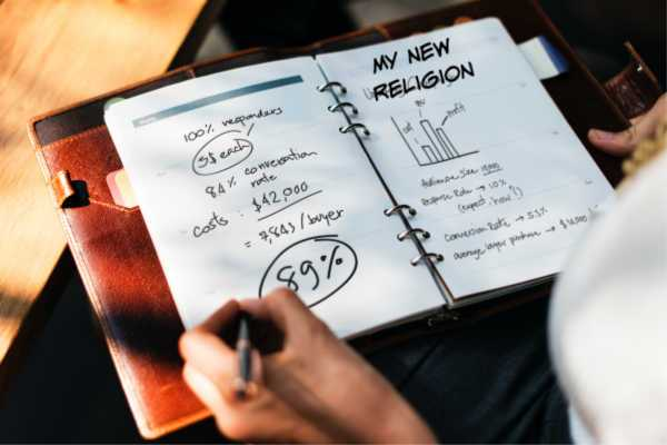 my new age religion