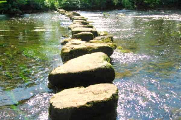 12 lessons of wisdom stepping stones of life