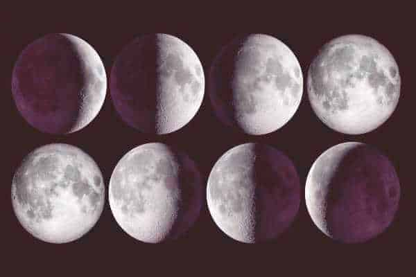 Moon Phases And The 13 Month Moon Calendar