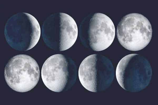 Moon Phases Contemplating the 13-Month Calendar