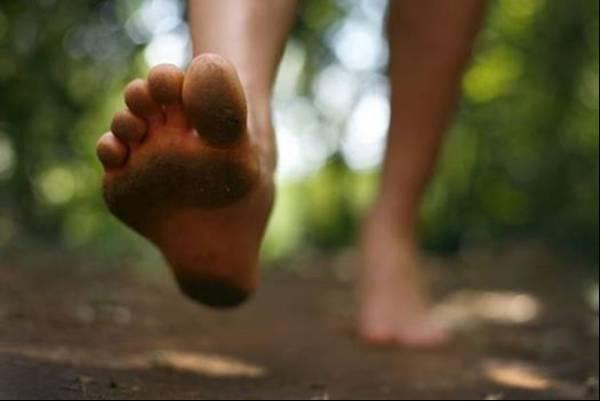 earthing feet