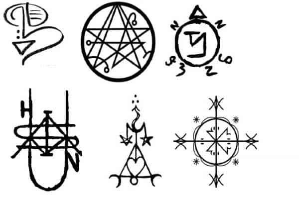 Sigil Magick ― Ritualistic Magic