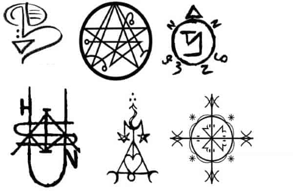 Sigil Magick ― Ritualistic Magic