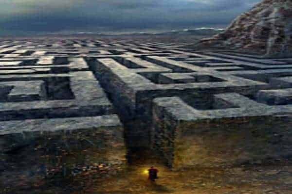 Secrets From The Labyrinth Of The Ancients