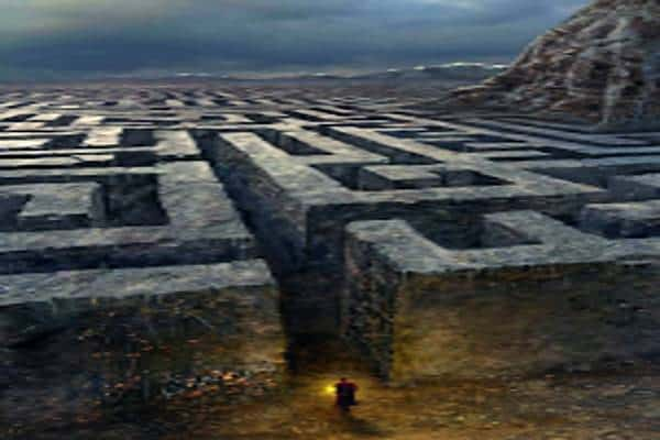 The Labyrinth Symbol of the Mystical Journey