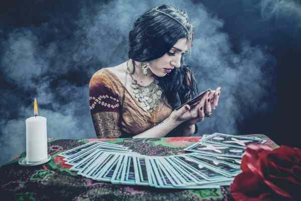 find a spiritual life coach or a fortune teller